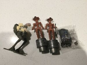 Assorted Star Wars Promotional Toys (Pizza Hit, MacDonald, KFC, Etc)