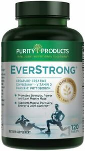 EverStrong, New & Improved - 120 Tablets from Purity Products