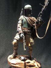 Hot Boba Fett Mythos Sideshow Polystone Statue Toys Star Wars