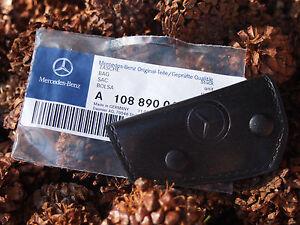 Mercedes Classic Key bag, Schlüsseltasche ,NEW, W123, W107, W108 FREE SHIPP