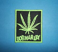 `BOB MARLEY ` SEW OR IRON ON PATCH