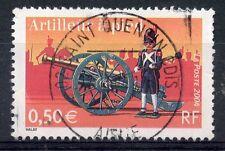 STAMP / TIMBRE FRANCE OBLITERE N° 3680 NAPOLEON 1° / ARTILLEUR A PIED