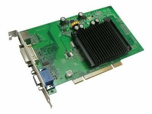 EVGA Nvidia GeForce 6200 512 MB DDR2, PCI Graphics Card (512-P1-N402-LR) Sealed