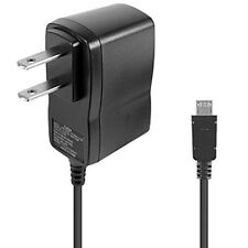 micro USB Wall Charger for Amazon Kindle Paperwhite e-reader Touch Screen Ebook