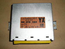ECU Alarm anti-theft system Senator B Carlton Cavalier Mk 3 GM 90378123 ident YX