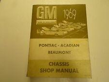 Groovy Repair Manuals Literature For 1969 Pontiac Beaumont For Sale Ebay Wiring Cloud Hisredienstapotheekhoekschewaardnl