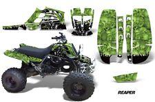 AMR Racing ATV Graphic Sticker Decal Kit Yamaha Banshee YZF350 Fullbore REAPER G