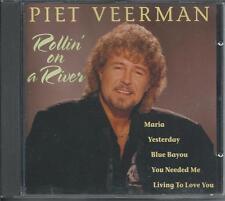 PIET VEERMAN - Rollin' on a river CD Album 13TR (EMI) 1993 HOLLAND THE CATS