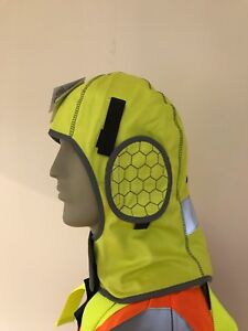 MSA 10118424 V-GARD Flame Retardant Winter Helmet Liner - New  Sold Single
