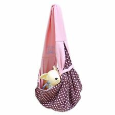 Pet Sling Carrier Small Dog Cat Tote Shauder Travel Bag Puppy Purse Pouch
