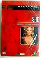 She DVD Region 2 Brand New Sealed