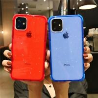 Luxury Cover Shockproof Transparent Silicone Case Cover For iPhone 11 pro max 11