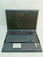 HP Pavilion dv8000 Laptop For Parts Doesnt Power on Broken Charge port JR