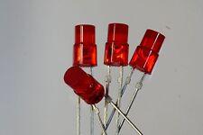 200pcs LSH380EH  LED 5mm red flat mate  SIEMENS