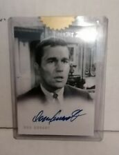 2004 Rittenhouse Twilight Zone Don Durant Autograph card (A-70)