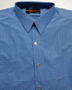 Vintage Hemd Kragenweite 41 Nylon 60er Jahre P510