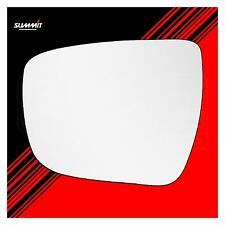 Replacement Mirror Glass - Summit SRG-1041 - Fits Nissan Qashqai 14 on LHS