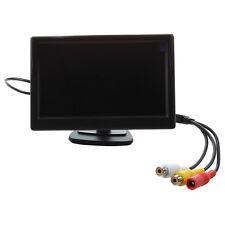 """5"""" Digital Auto Videomonitor Rueckfahrkamera LCD-Farbbildschirm H8Q1"""