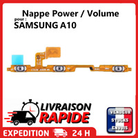 Nappe bouton power SAMSUNG GALAXY A10 SM-A105 on off button volume flex ribbon