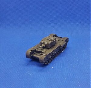 Painted Skytrex 15mm WW2 Churchill tank