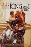 The King and I (1956) - Yul Bryner DVD *NEW [DISC ONLY]