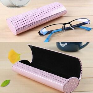 Portable Glasses Protection Cases Reading Eyewear Accessories Eyeglasses Bag New