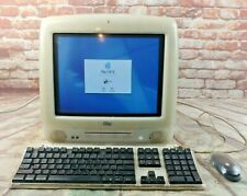 RARE VINTAGE Apple iMac G3 Special Edition Flower Power *WORKING* Keyboard Mouse
