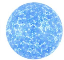 Squishy Squeeze Sensory Stress Balls With Beads 7cm