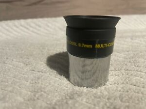 """Meade 9.7mm 1.25"""" Super Plossl Telescope Eyepiece Series 4000"""