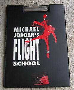 Michael AIR Jordan 1990s NIKE FLIGHT FOLDER NBA1984 Basketball1vtg Chicago Bulls