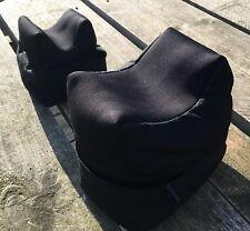 Benchbag 2 Pièce Grande avant et arrière Bench Rest bag set TARGET RIFLE