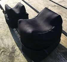Benchbag 2 pezzi di grandi dimensioni anteriore e posteriore Bench Rest Bag Set TARGET RIFLE SHOOTING