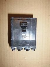 New No Box Square D Qob340 Qob 3 Pole 40 Amp 10kA Circuit Breaker Black Bolt On