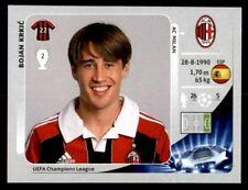 Panini Liga de Campeones 2012-2013 Bojan Krki? Ac Milan Nº 168