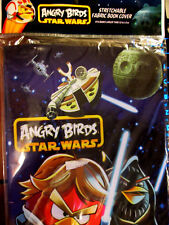 "Star Wars Angry Birds Stretchable Fabric Bookcover Fits Books over 8"" x 10"""