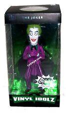 Dc Comics Vinyl Idolz Classic Batman Tv Series The Joker Figure #32 Vinyl Sugar