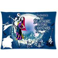 Custom The Nightmare Before Christmas Pillow Case 20x30 Inch(One Side)