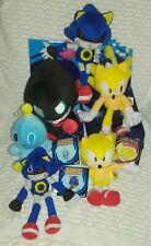 "11""Big Metal Sonic10""Mini Metal Sonic 8""Chao12""Dark Chao9""Mini Super Sonic 12""SS"