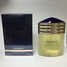 Boucheron Pour Homme 3.4 / 100ml Eau de Parfum for Men NIB Sealed