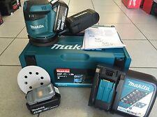 Makita DBO180RMJ DBO180 RMJ im Makpac - Exzenterschleifer ( BBO180 )