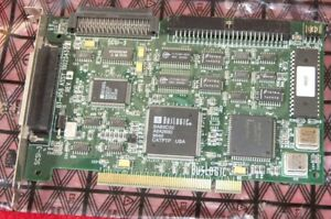 BusLogic BT-958 PCI SCSI card SCSI-2 SCSI-3