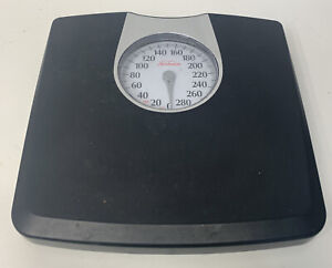 Sunbeam Full View Accurate Bathroom Dial Analog Weight Body Scale Up to 330 lbs