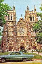 BG13977 st peter s basilica roman catholic london ontario car voiture  canada