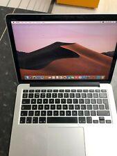 "Apple MacBook Pro 2014 13"" retina 2.6ghz i5, 16GB RAM, 256GB SSD Low Cycles UK"