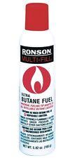 Genuine Ronson Butane 165 gram Butane Lighter Fluid Premium Fuel 99148 NEW L@@K