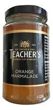 MacKays Teachers Blended Scotch Whisky Orange Marmalade - 235g