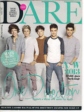 dare superdrug promotional magazine sept / oct 2013 one direction