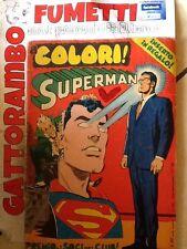 Superman N.607 Albo Mondadori Buono