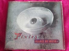 Pixies – Planet Of Sound Label: 4AD – BAD 1008 UK 4 track CD Single