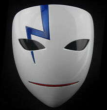 Halloween Darker Than Black Hei Li Shenshun Mask Cosplay Prop Accessary Plastic